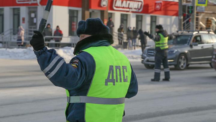 В Челябинской области полицейские поймали за ночь 34 пьяных водителя