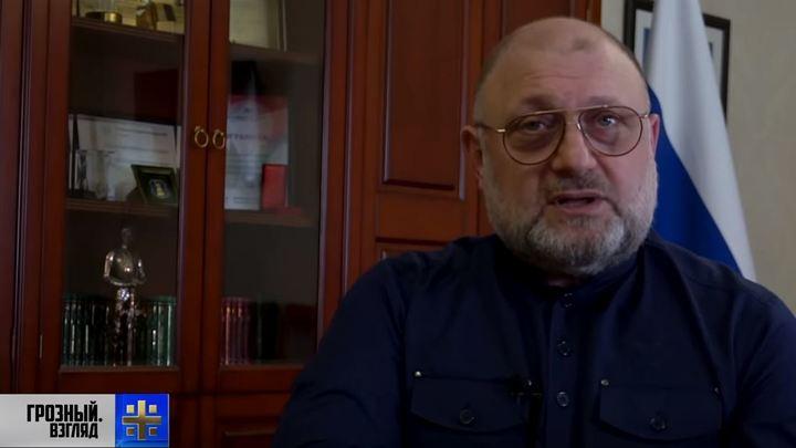 Посмотрите, как мы гармоничны: Чеченский министр опроверг стереотип о противостоянии исламского и христианского миров
