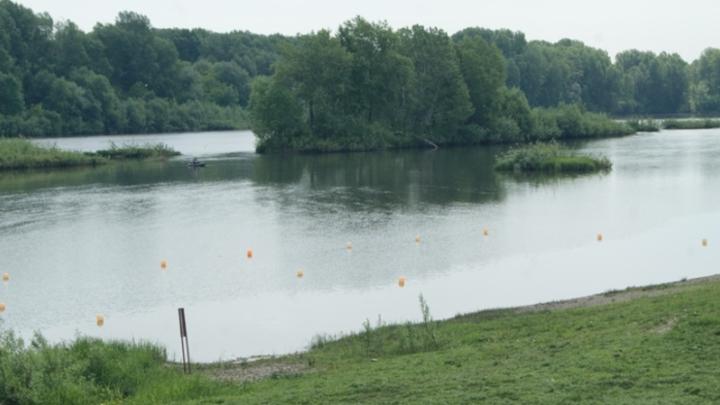 В Новокузнецке официально открыт купальный сезон