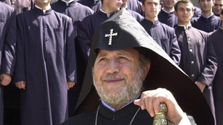 Католикос всех армян призвал Пашиняна к отставке: Нужны профессионалы