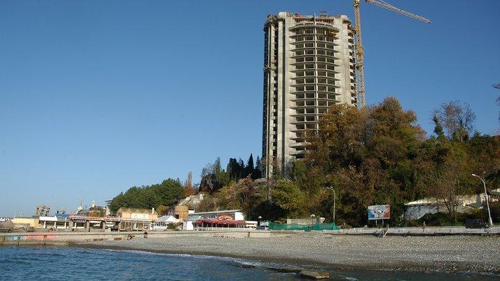Самая дорогая квартира на юге России продается в Сочи за 122 млн рублей