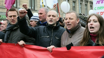 Холмогоров: Удальцов и Навальный - не очень умные провокаторы