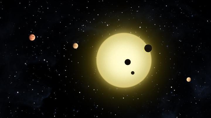 На Солнце случилась самая мощная вспышка за последние 12 лет