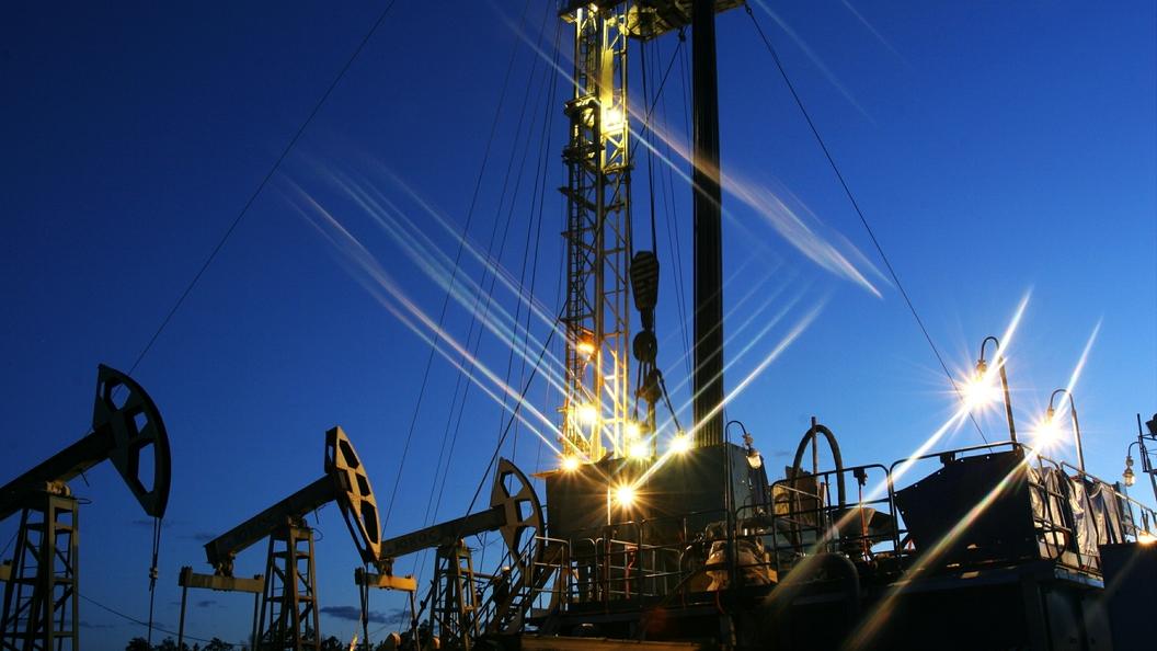 Нефть ушла вминус под давлением роста добычи иэкспорта ОПЕК