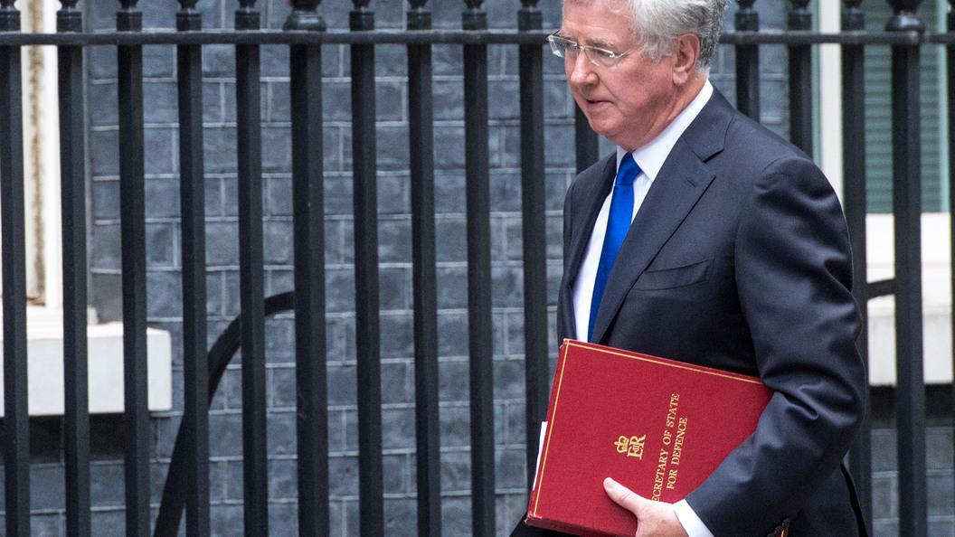Лондон направил британских военных на Украину для обучения