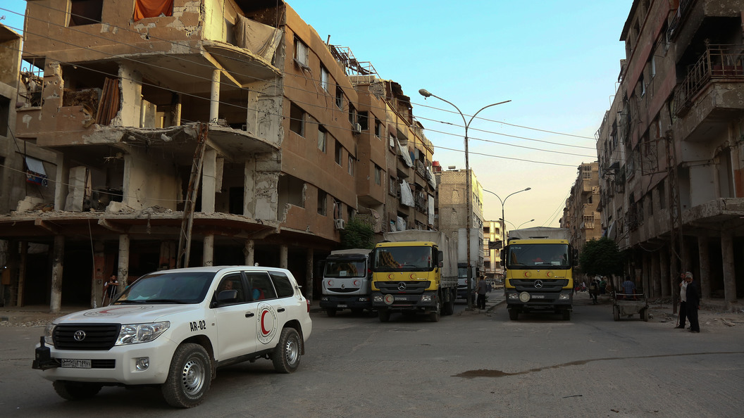 Десять мирных сирийцев погибли при авиаударе коалиции во главе с США