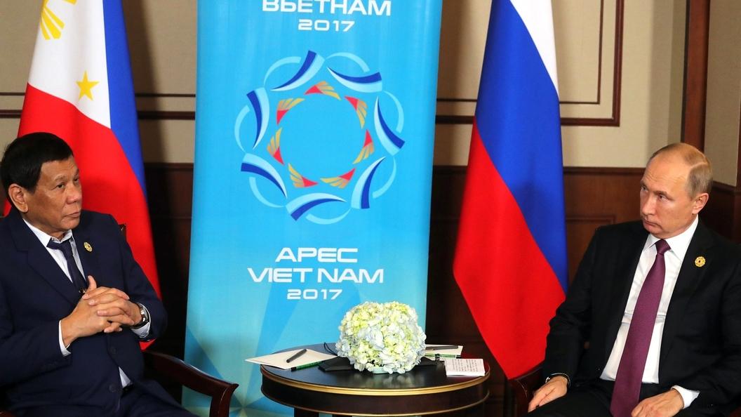 Филиппины заинтересованы всотрудничестве сРоссией поатомной энергетике
