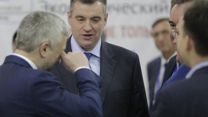 «Очередной бред»: Слуцкий раскритиковал версию Британии о «завербованном дипломате» в деле Скрипалей