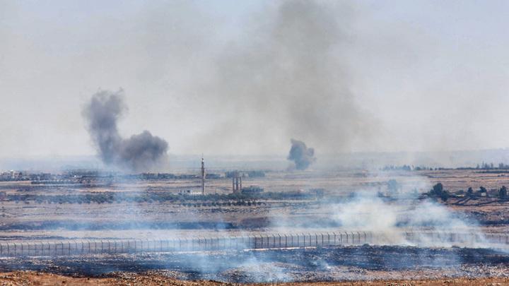 ВСирии в итоге  обстрелов погибли четверо военных