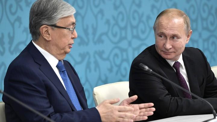 Посыпались угрозы: Украина пообещала Казахстану демарши из-за заявления о российском Крыме