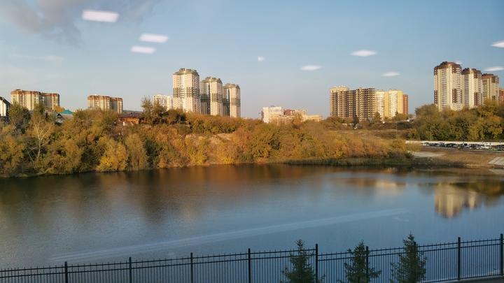 Новый сквер со спортплощадкой появится в Новосибирске