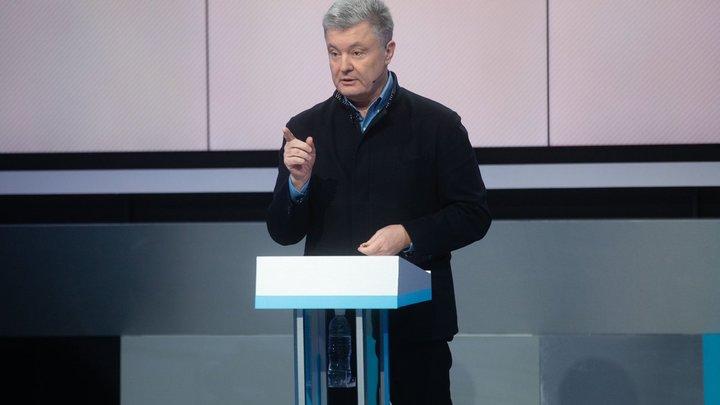 Порошенко наговорил на статью: После признания о русских богатырях возник логичный вопрос