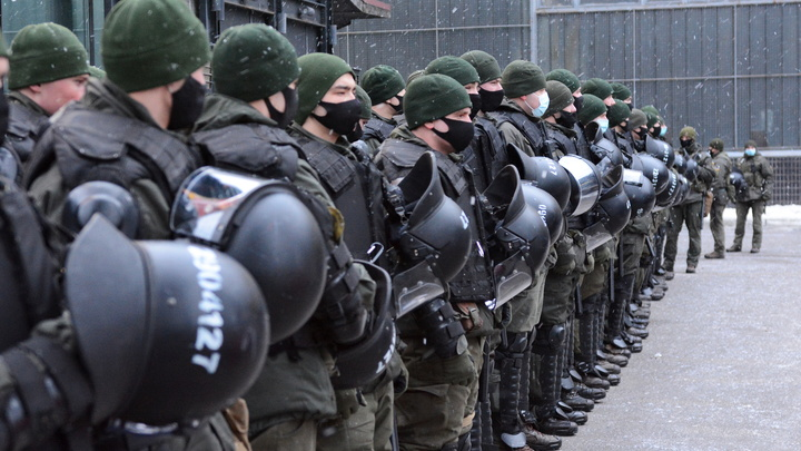 Экс-сотрудник СБУ разоблачил особый полк полиции