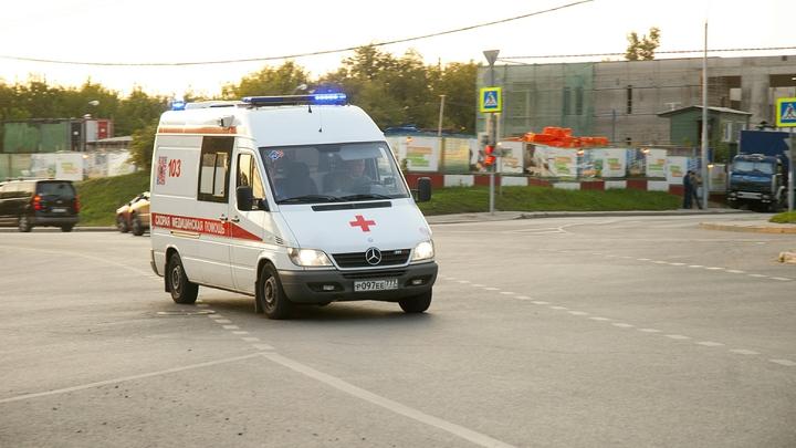Видео с места ДТП в Марий Эл: Автобус превратился в груду металла, число жертв выросло до 12