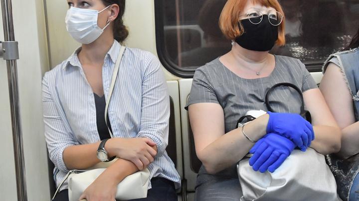 Дежурная маска на нос, чтобы отстали: Четыре но от Мясникова