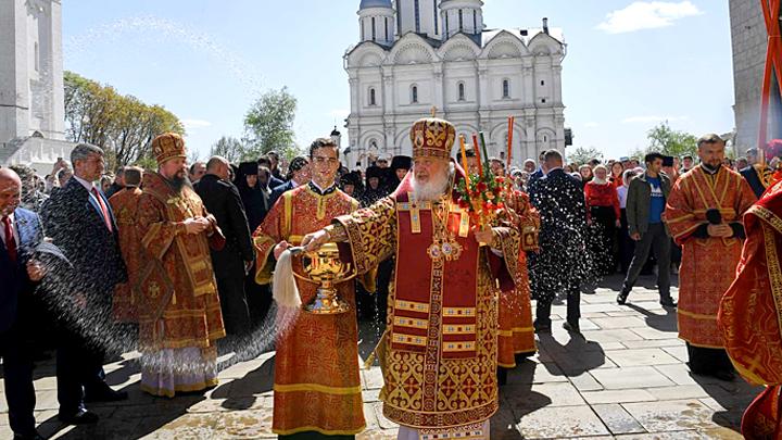 Светлая среда. Православный календарь на 22 апреля