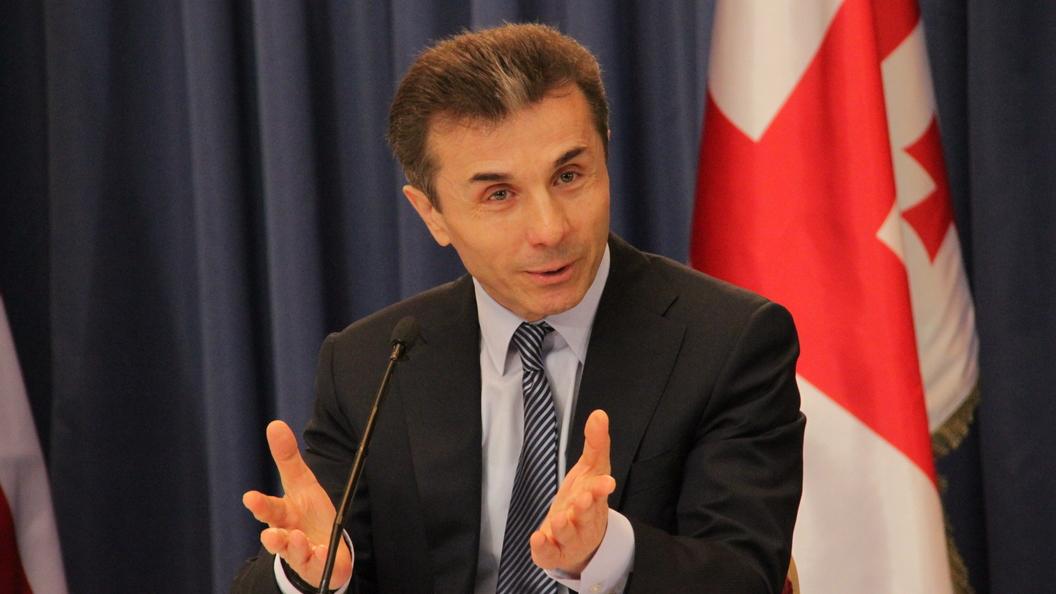 Премьер Грузии оставляет пост председателя правящей партии