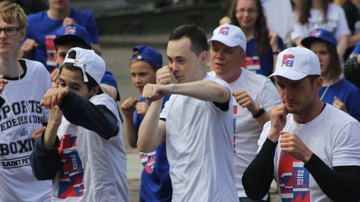 За четыре года в России должно удвоиться количество боксеров