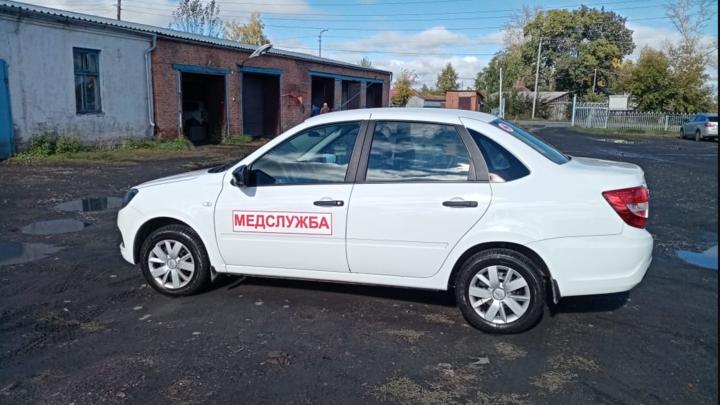 Медики Новосибирской области получили более 50 новых санитарных автомобилей