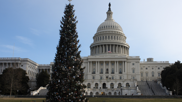 Шатдаун, укравший Рождество: Как правительство испортило американцам праздник