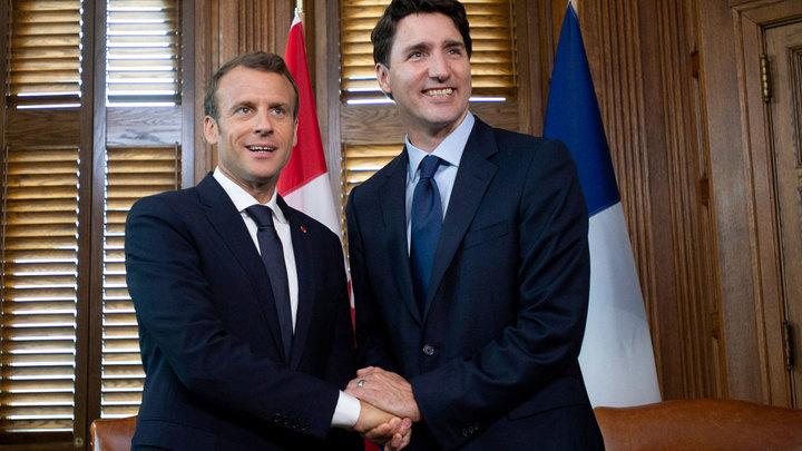 Франция и Канада готовятся к войне с США