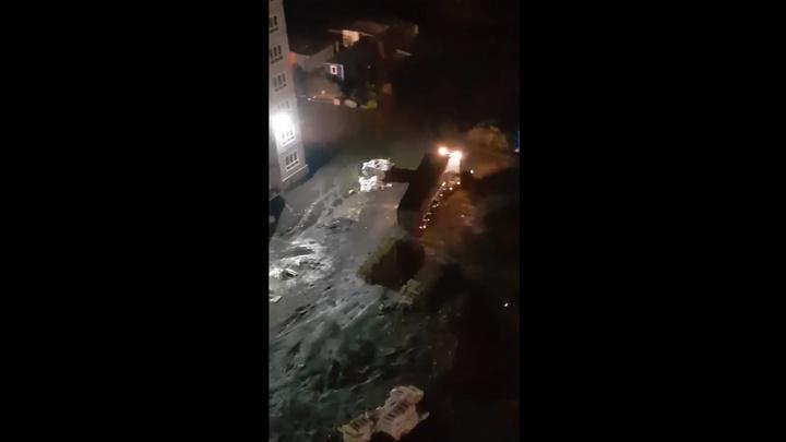 """Жительница Кемерова пожаловалась губернатору на ночную стройку ЖК Восточный"""""""