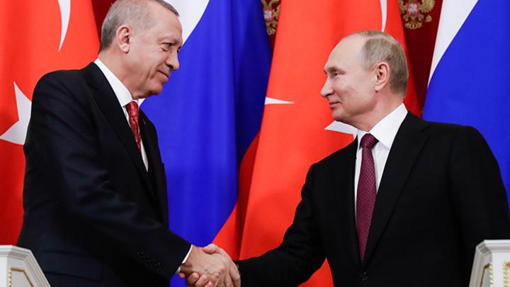 О чём на самом деле договорились Путин и Эрдоган