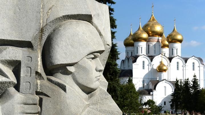 Крест, победивший свастику: Мифы и правда о Русской Церкви в Великой Отечественной войне