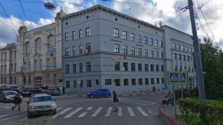 Бывшую мужскую гимназию в Нижнем Новгороде отреставрируют за почти 47 млн рублей