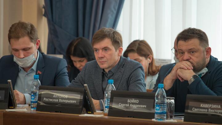 Независимый депутат горсовета Новосибирска Ростислав Антонов вошёл в ЛДПР