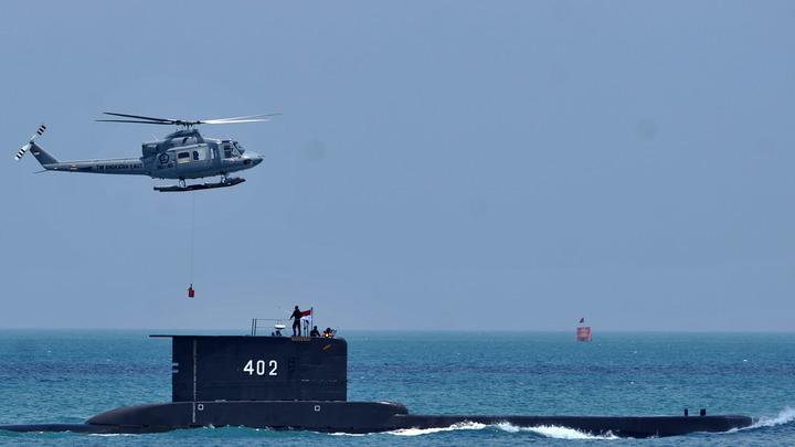 Исчезнувшая у Бали подлодка подкинула новую загадку: где тела моряков?
