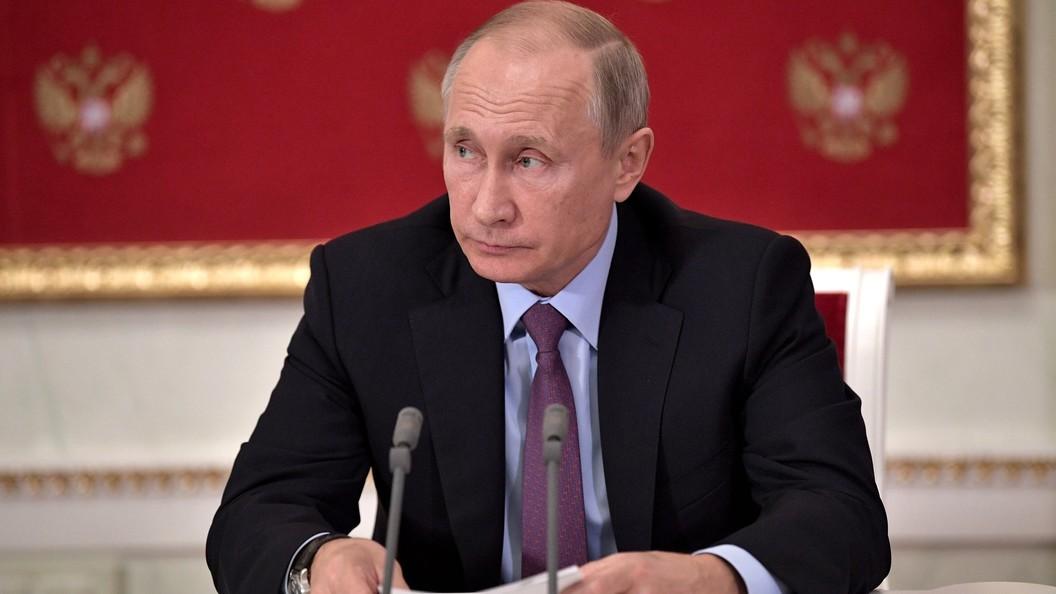 Путин объявил, что вделе Серебренникова нет политики