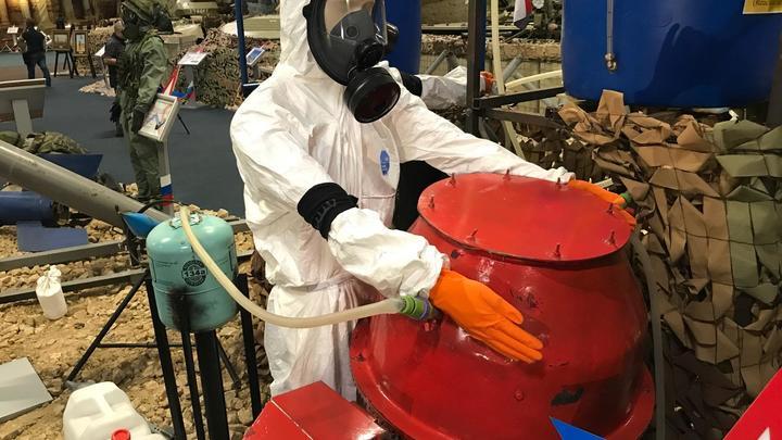 Запад прикрыл свою «химию» в Сирии новой провокацией в СПЧ