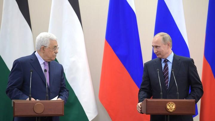 Аббас пригласил Путина: Палестина подготовила неожиданный ответ на признание израильской аннексии