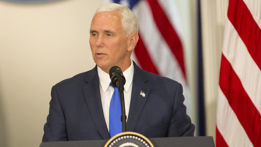 Вице-президент США решил поторговаться с Россией за отмену санкций
