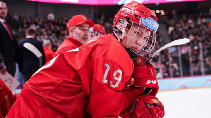 Сборная России по хоккею разгромила Германию на льду: Что вообще творит этот ваш Мичков?!