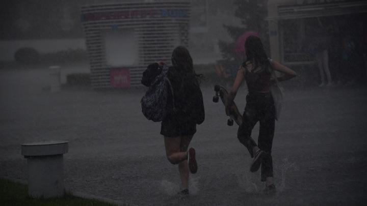 В Ростовской области объявлено штормовое предупреждение на три дня: Ливни, град и ветер