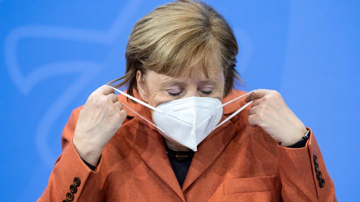 Закроют всё: Меркель преподнесла немцам неприятный сюрприз на Рождество