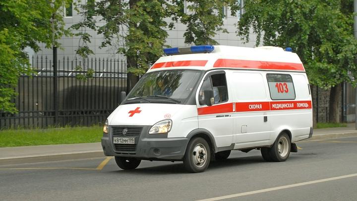 Превратившийся в бродяжку российский бегун попал в больницу в Москве