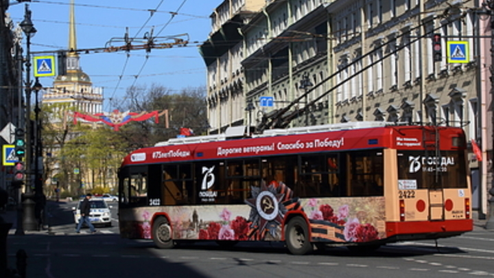 Троллейбусы из центра Читы до Каштака пойдут уже в 2022 году