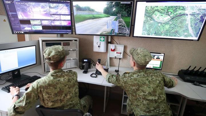 Для охраны границы Беларуси начнут формировать резерв из подразделений МВД и Минобороны