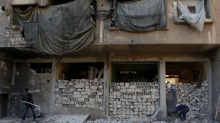 Счет на тонны: На освобожденных от террористов землях в Сирии найдены залежи отравляющих химических веществ