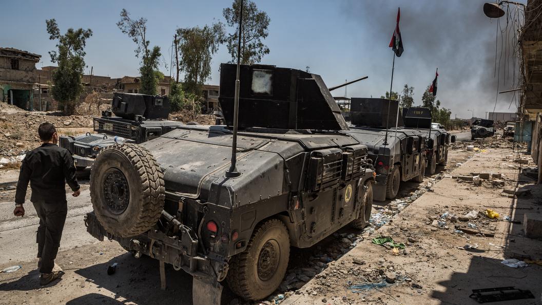 Полиция Ирака обнаружила бухгалтерию террористов с указанием зарплаты боевиков