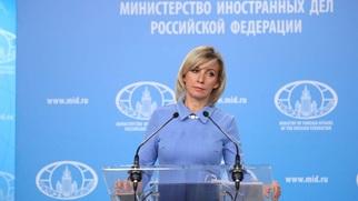 Захарова показала, за что Прибалтика преследует российские СМИ - фото