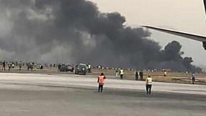 Секунда! И самолет превратился в огненный шар: Очевидцы о крушении Боинга на Кубе