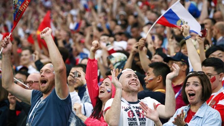 А-а-а и еще кое-что: Как реагируют в Сети на победу над Испанией
