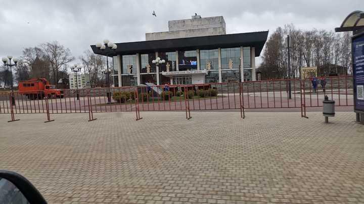 Несанкционированная акция в поддержку Навального 21 апреля 2021 года во Владимире: онлайн-трансляция