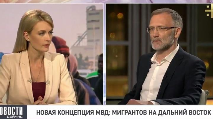 Сергей Михеев: Пора перестать друг другу врать, что без мигрантов нам не прожить