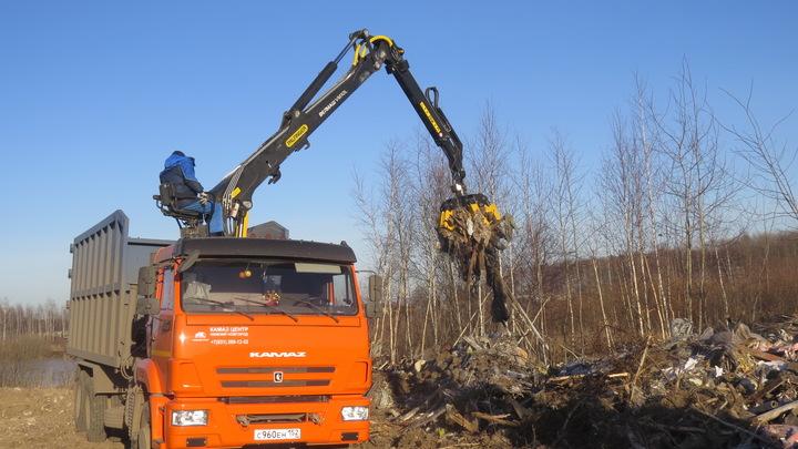 Незаконные свалки в Автозаводском районе Нижнего Новгорода ликвидируют за 4,6 млн рублей
