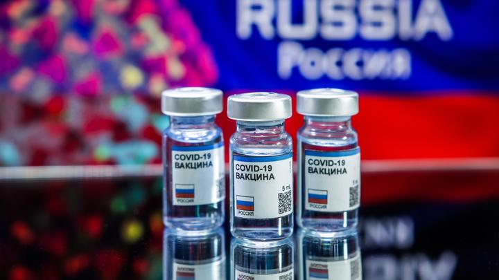 В Испании российскую вакцину отправили в прошлое